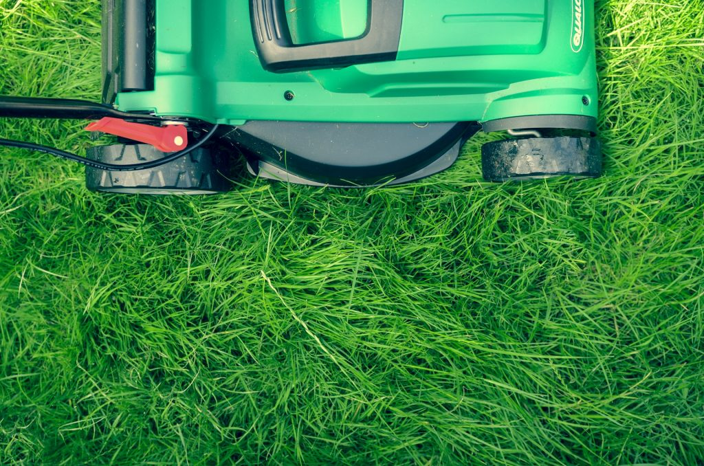 Græsslåmaskine